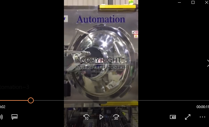 单炉自动化除泡系统