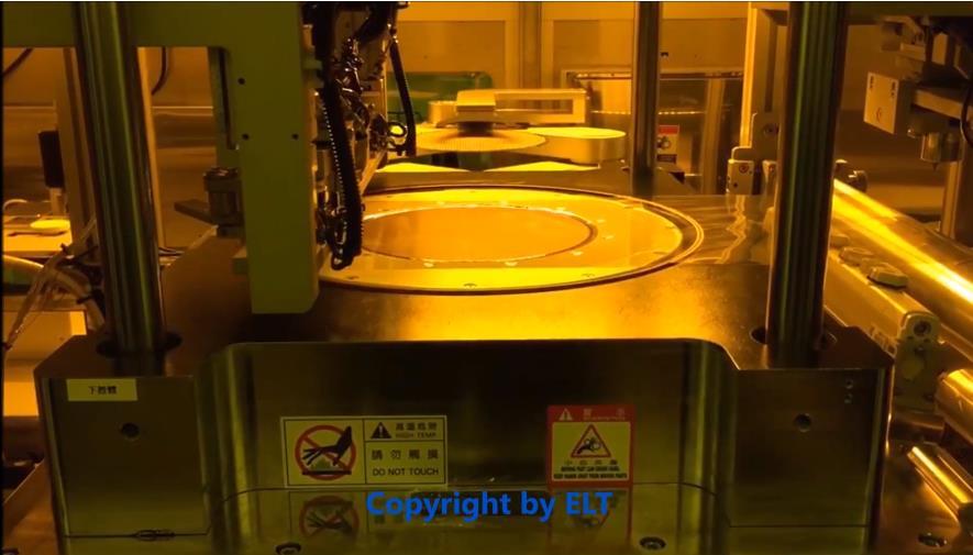 全自动真空压膜机视频